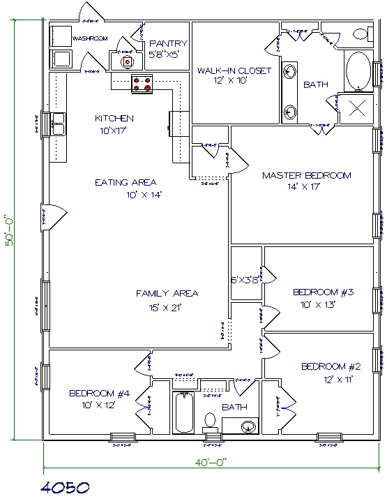 Pole for Floor plans texas
