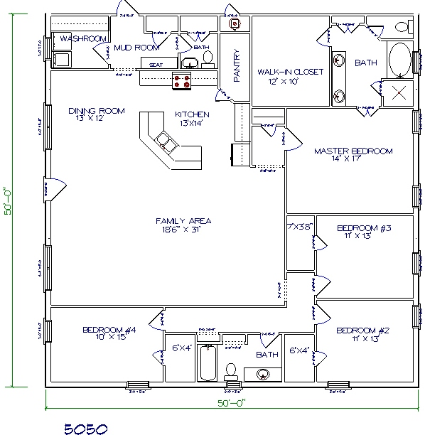 ... Homes, Texas Steel Homes, Texas Barn Homes, Barndominium Floor Plans