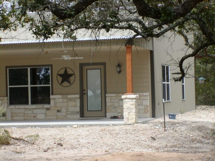 Barndominiums builders central texas joy studio design for Building a house in texas